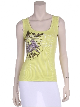 Wild Lime Green Tank Top #2: t